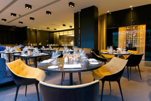 The Restaurant The Hotel Brussels Belgium